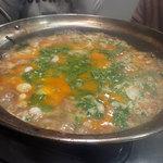 稲・もつ鍋焼肉 -