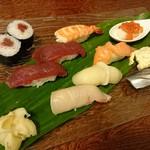 すしやの魚々村 - 料理写真: