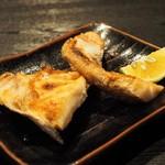 雑魚や紀洋丸 - かま焼き(だっけ?)