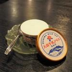 雑魚や紀洋丸 - 大島牛乳アイス