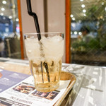 J.S. BURGERS CAFE - ジンジャー