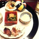 Suginoyayamaguchi - 前菜