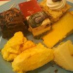 スイーツパラダイス - 色々な種類のケーキ