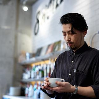 本格コーヒーが藤沢で楽しめます