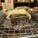 七輪屋 - 料理写真:牡蠣焼き
