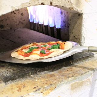 石釜焼きピザ