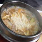 お父さんの台所カマソッ - トッポプルコギ定食