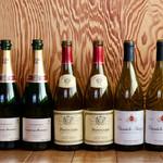 柳家 - 今回の料理と頂いたワイン