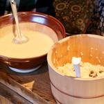 柳家 - 自然薯麦とろご飯