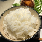 Cafe Wise Court 102 - ご飯の炊き加減もいいね