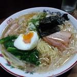 ひばり食堂 - ラーメン500円
