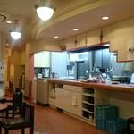 60549979 - 店内、厨房