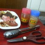 松龍 - 焼き肉定食C