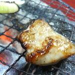 松龍 - 炭焼きはやはり良いです。