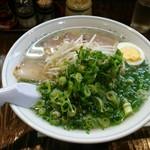 麺屋横手 - 塩ラーメン(大)