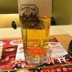 デニーズ - 生ビール430円