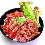 レッドロック - ナンバー2★ステーキ丼