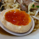 The Noodles & Saloon Kiriya - らぁ麺(700円)