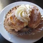 カフェドゥラプレス - シュークリーム