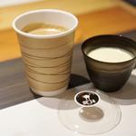 60556745 - コーヒー、ロビコネプリン☆