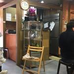 宮島ラーメン安芸侍 - スタンドの居抜き