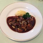 洋風料理 デリス - 和牛肉シチュー