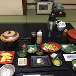 錦山荘 - 料理写真: