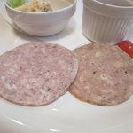 レッドホット - 料理写真:2010/12のランチ(前菜)