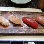 サマルカンド柴藤 - 鯛→ヒラメ→マグロ→トロ