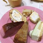 スイーツパラダイス - ケーキ2