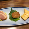 蛇の目寿司 - 料理写真:先付