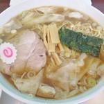 60563503 - 「ワンタン中華麺」(1000円)です