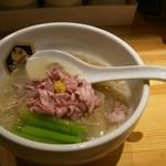 真鯛らーめん 麺魚 - 鯛ラーメン