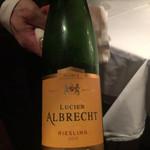 モノリス - ルシアン・アルブレヒト(Lucien ALBRECHT )リースリング