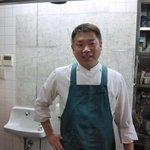 一宝軒 - この日も青年会議所時代の友人である一木君が美味しい料理を作ってくれました
