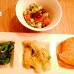 たまな食堂 - 本日のランチの副菜