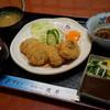 道草 - 料理写真:メンチカツ定食