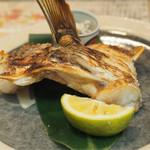 Gionokada - 天然の鯛のカマ焼き