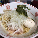 志 - 油そば(680円)