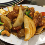 60581102 - 鶏肉のカシューナッツ炒め☆。.:*・゜