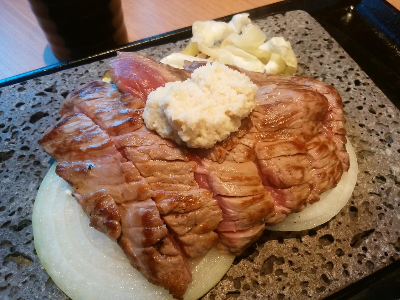 石焼ステーキ贅 富山高岡店