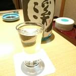 鮨 からく - これは美味しいのだ(*^^*)