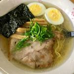 御麺安 - 料理写真:昔風ラーメン