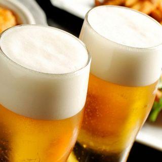 『フルーティでコクが深いエールビールがオススメです。』