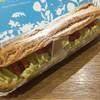 パティスリー アンドゥ - 料理写真:ピスタチオクリームのエクレア