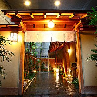 60年に及ぶ歴史を刻む、老舗の日本料理店