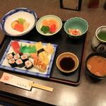 梅若寿し - 料理写真:寿司御前
