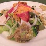グローブガーデン・ナーノ - 料理写真:前菜