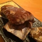 小料理 石蕗 - かつおの腹皮