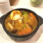 60588256 - 豚角煮スープカレー